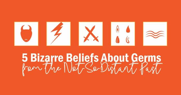 5 weird beliefs