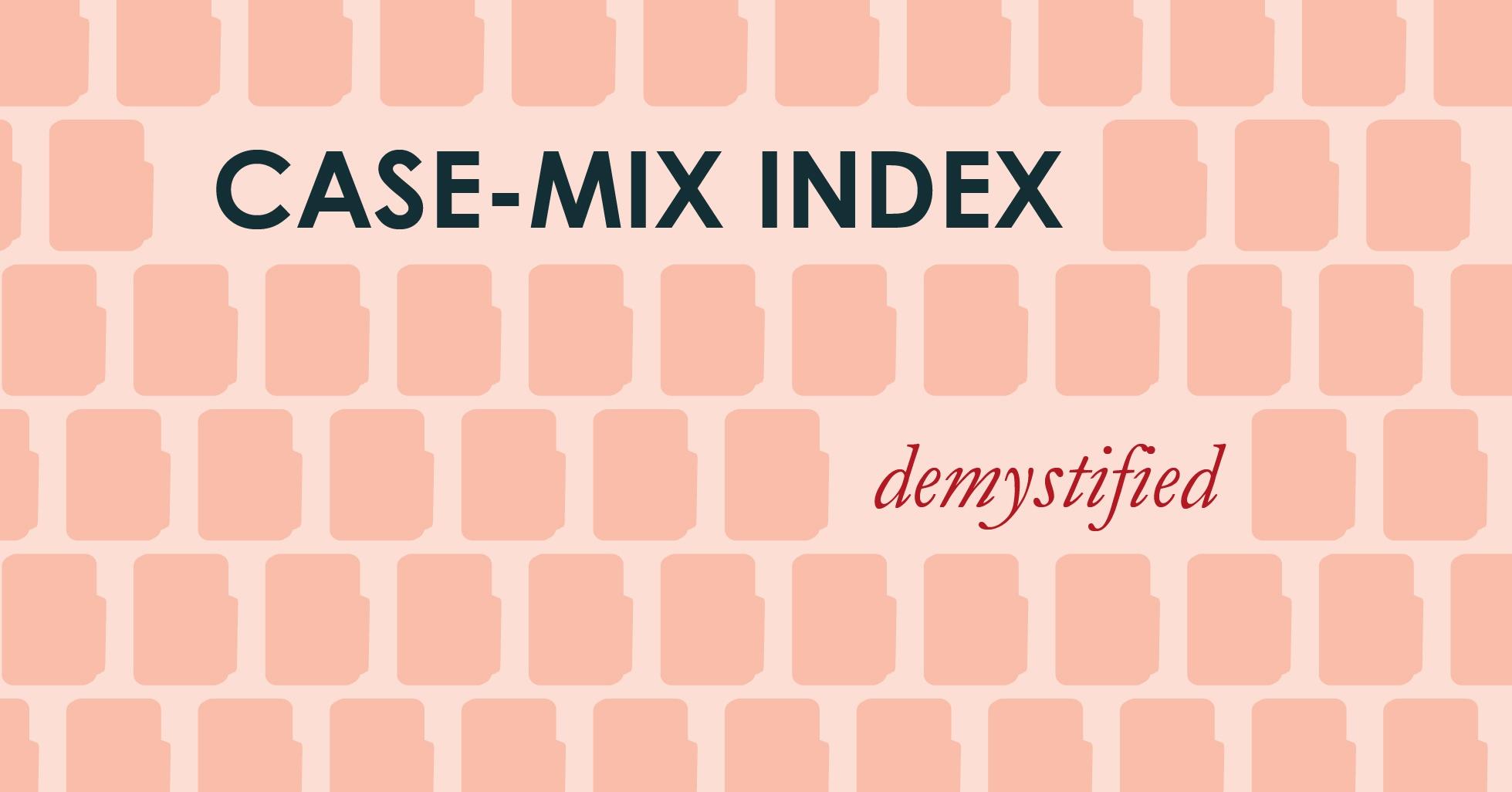 Case-Mix Index-01